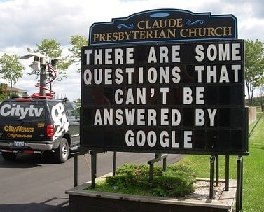Some Questions Can't be answered by google - webmaster tools