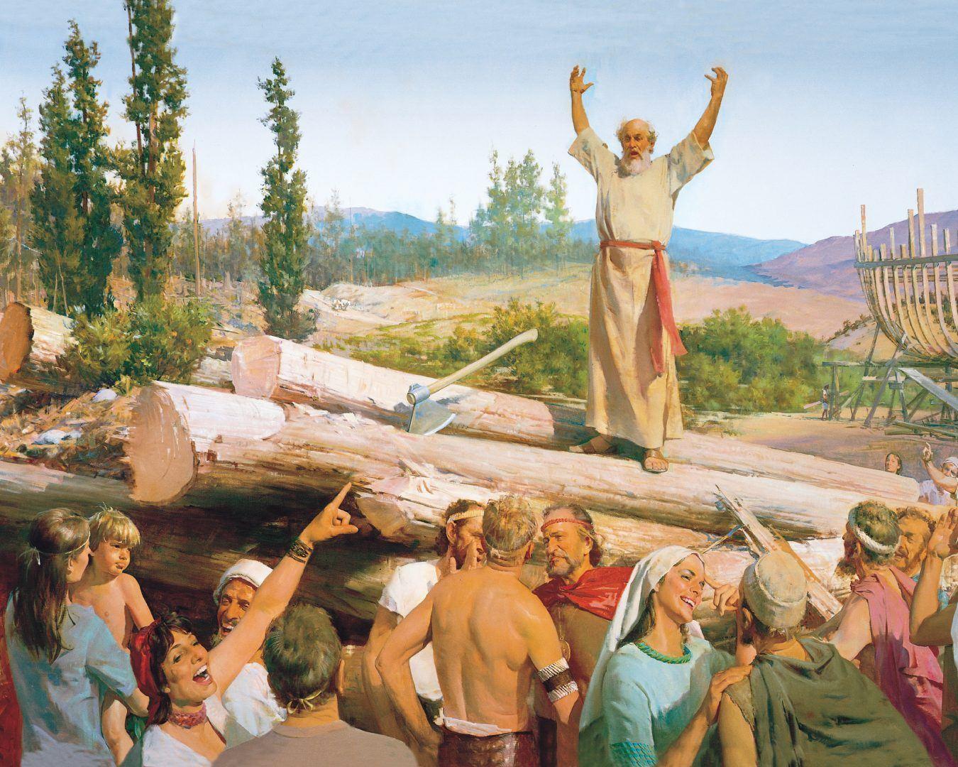 Noah had Social Reach
