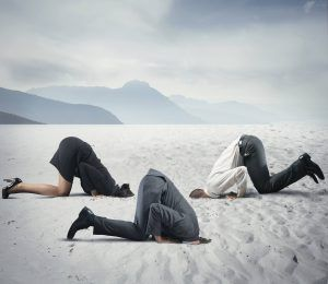 Lead Tracking can be a scary thing... Don't stick your head in the sand.