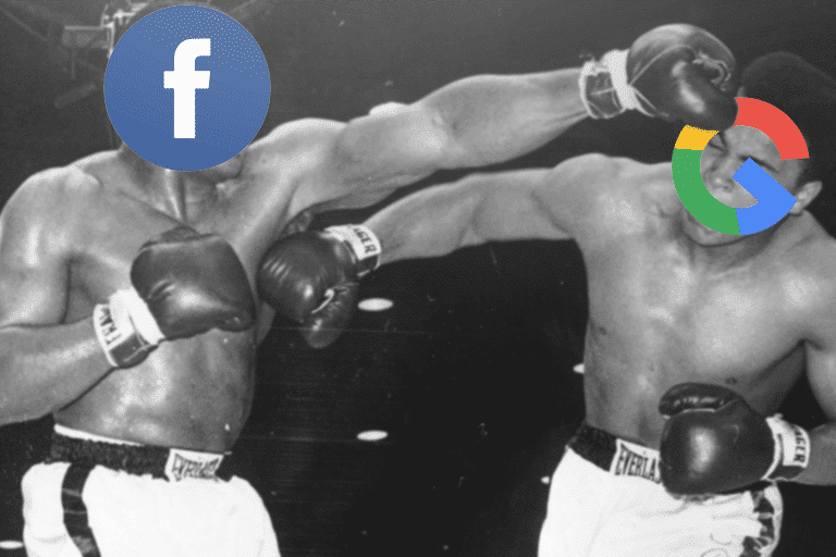 Facebook is taking on Google, and Facebook SEO is winning