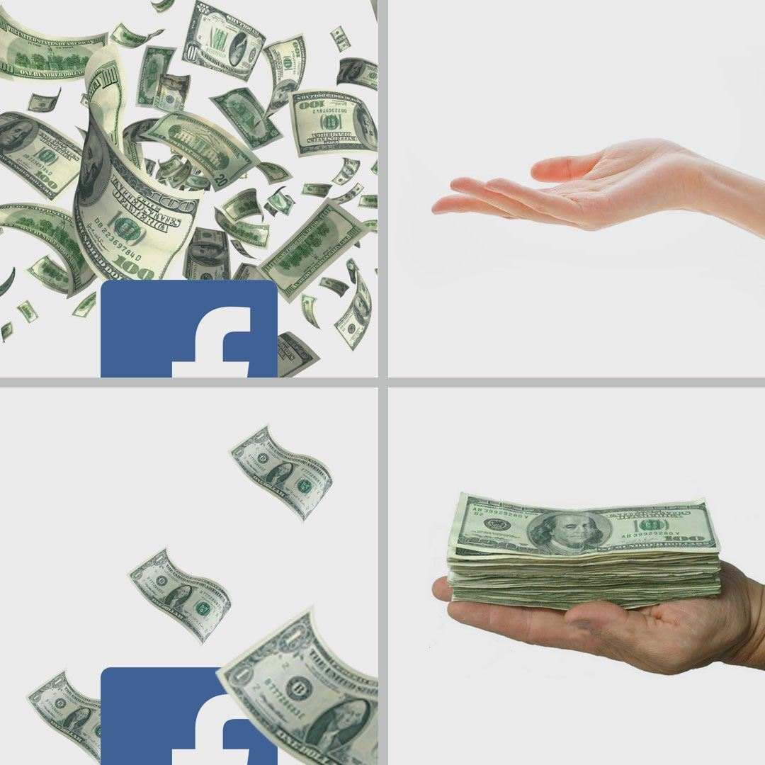 investment in facebook ads should produce a return with your healthy sales funnel