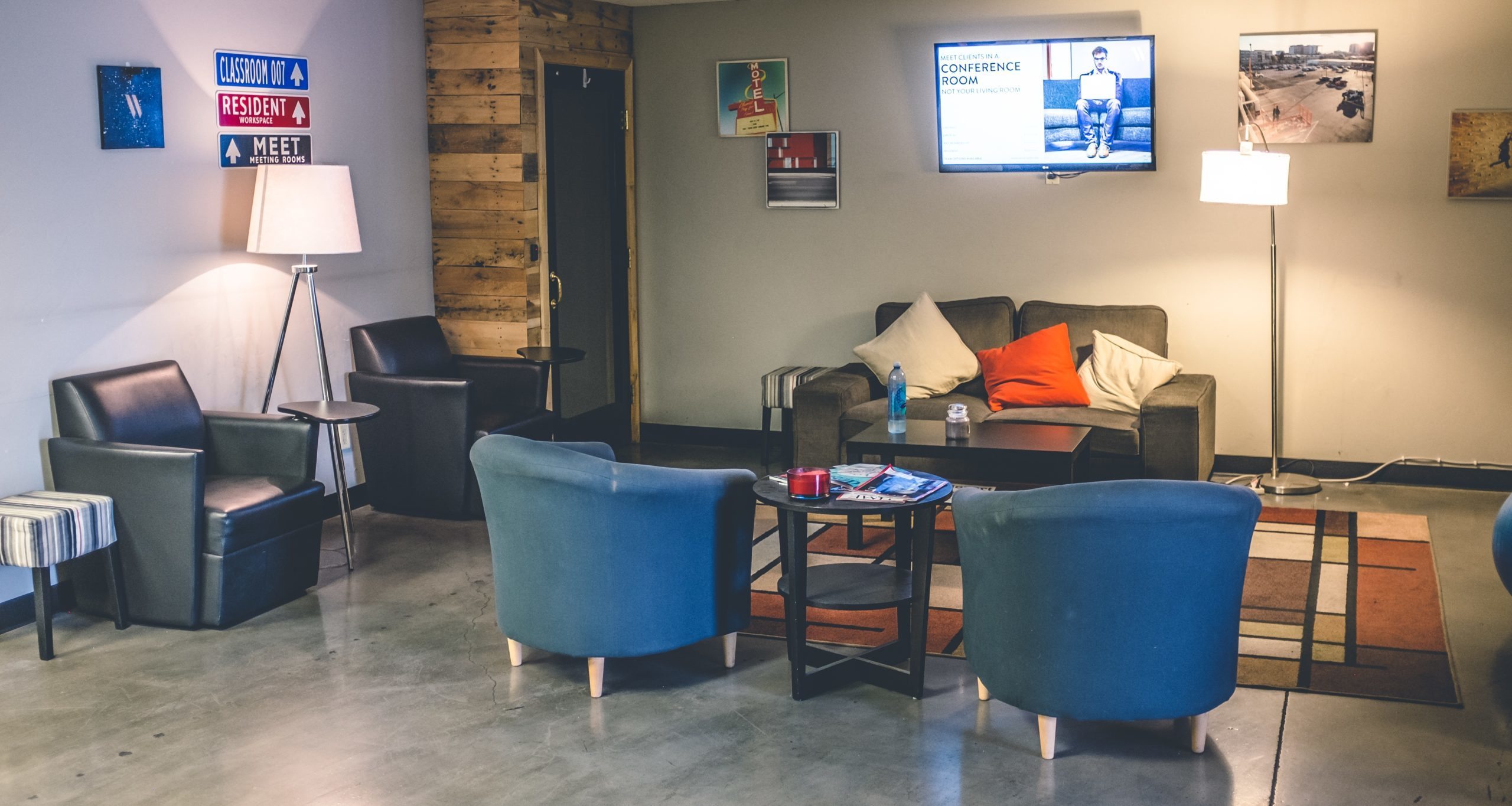 advantages to coworking spaces