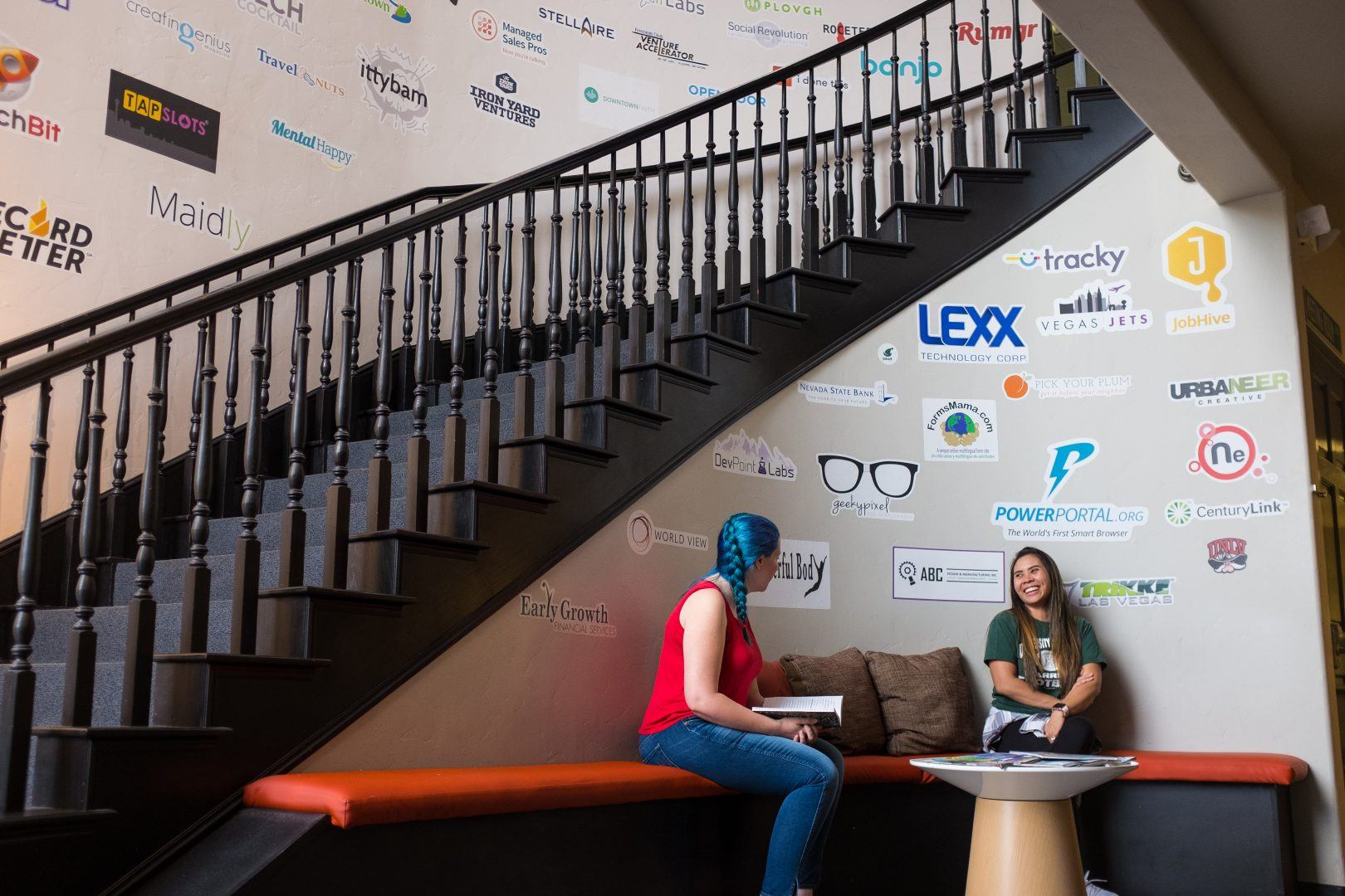 networking in coworking