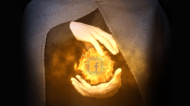 Facebook targeting is nice, but it's not magic
